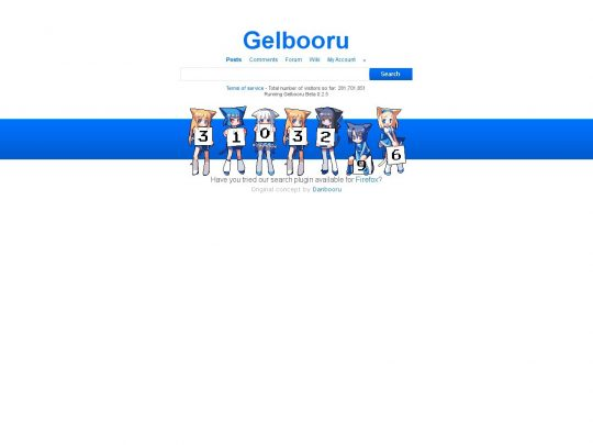 sites like gelbooru