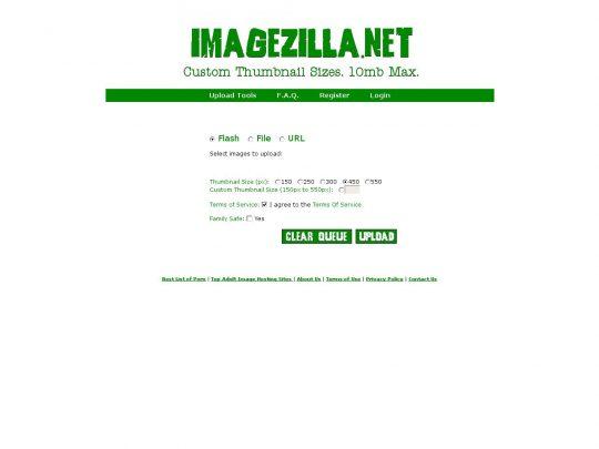 ImageZilla