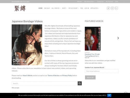 Japanese Fetish Sites
