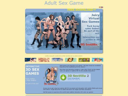 Adultsexgame